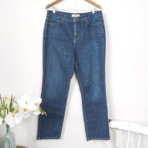 Levi's 512 Straight Leg Perfectly Slimming Jeans 33